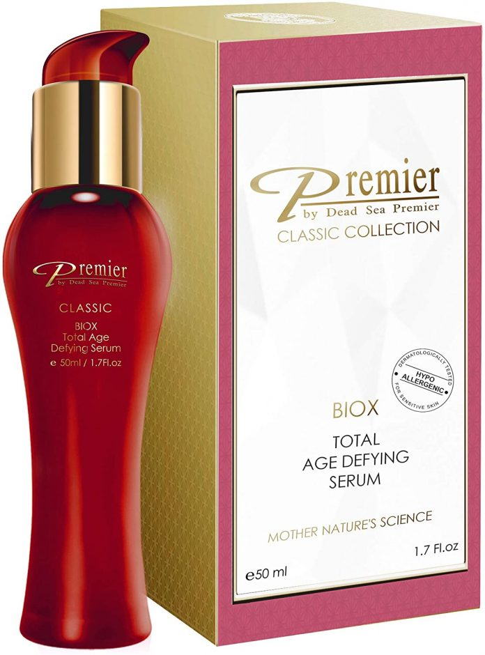 Premier Dead Sea Biox Ultra Age Defying Serum
