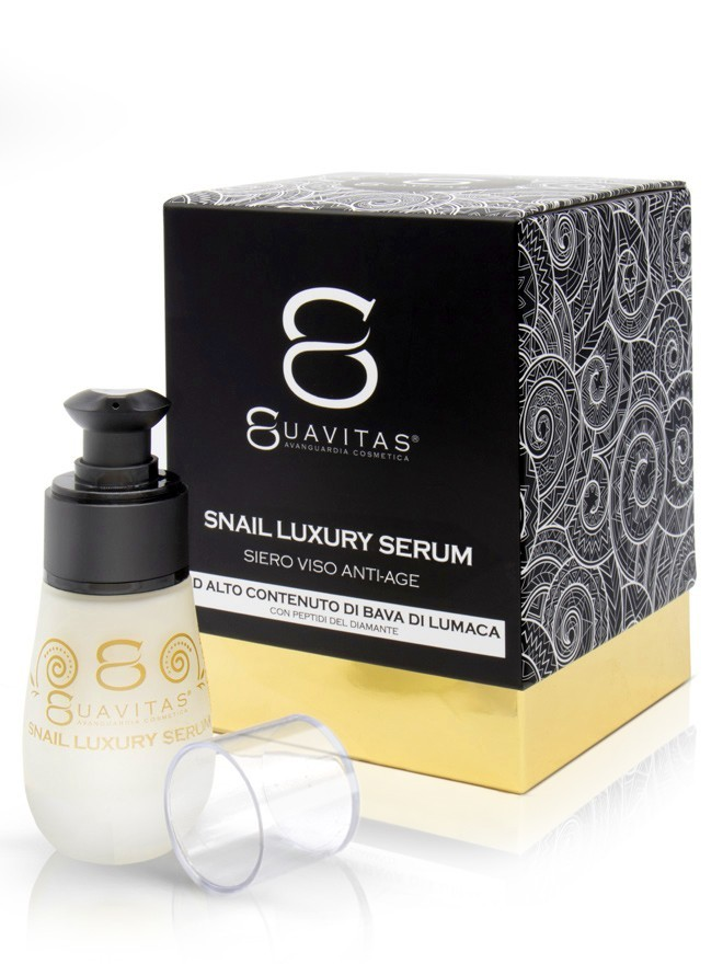 Suavitas Snail Luxury Serum